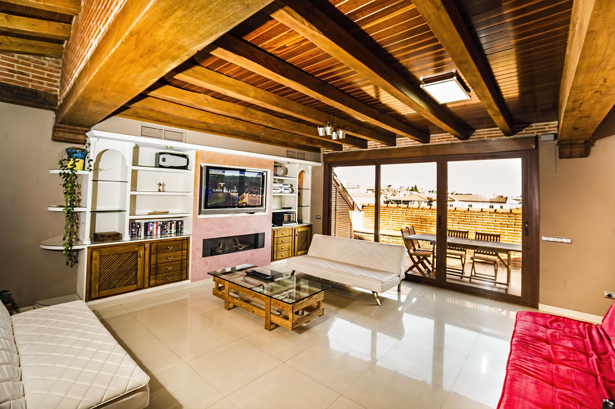 Casa rural spa la chirumba casa rural en salamanca la chirumba con piscina spa jacuzzi chimenea - Casa rural lujo ...